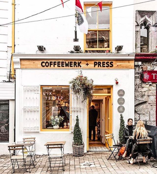 coffewerk and press, galway
