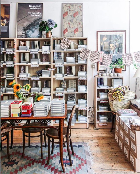Best Book Shops 2018 Persephone Books