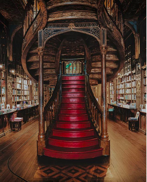 Best Book Shops 2018 Livraria Lello