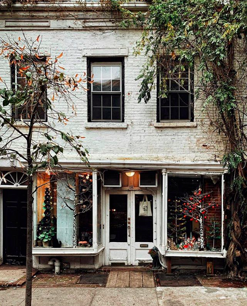 John Derian Company shopfront west village NY Best Interior and home shops 2018