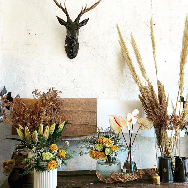 Debra Hayes Floral, Angove Street Collective, perth