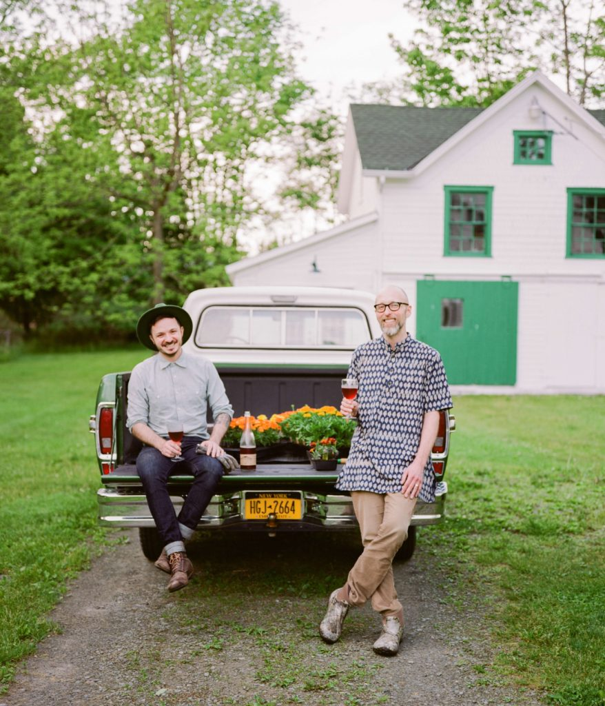 Kris and Shawn Farmhouse Project Market Callicoon