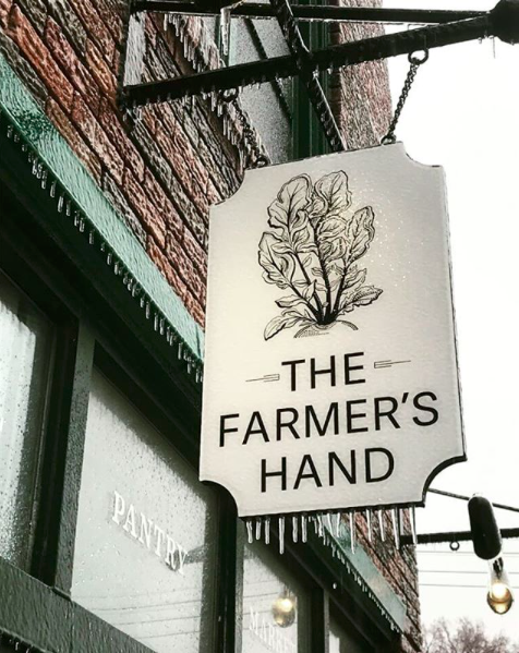 The Farmer's Hand, Detroit 10 best Food shops