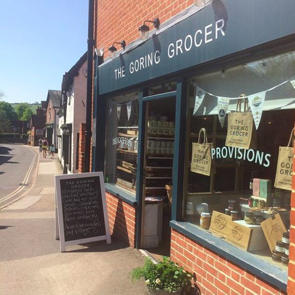 Goring Grocer, Reading 10 best food shops
