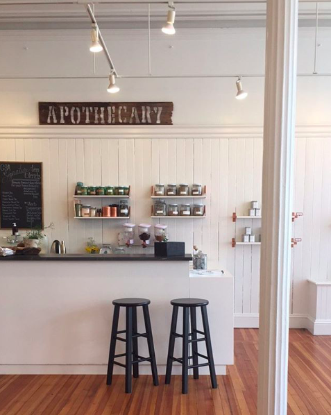 Cold Spring Apothecary, Cold Spring 10 best beaty and apothecary shops