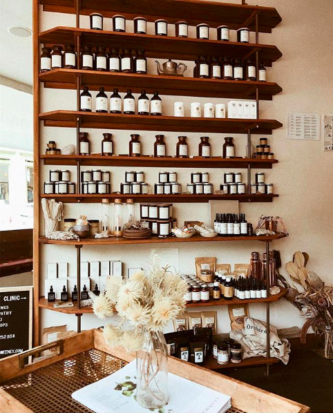 Orchard St apothecary