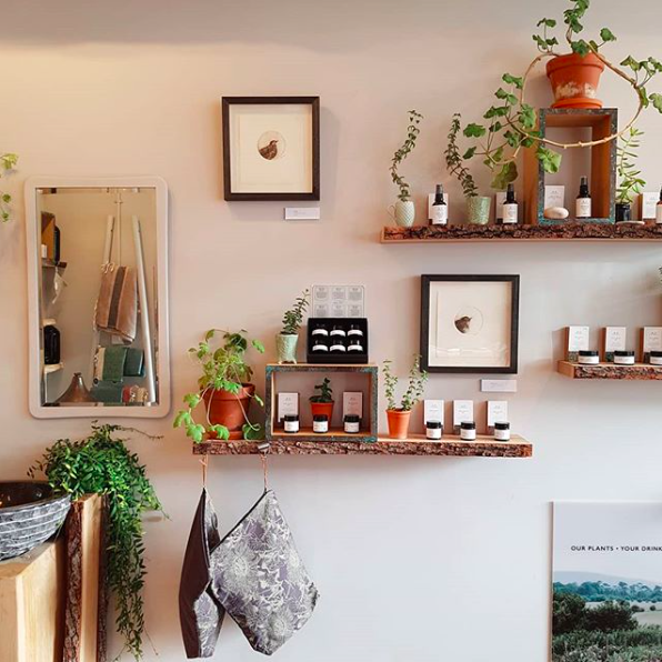 A.S. Apothecary Lewes 10 best beauty and apothecary shops