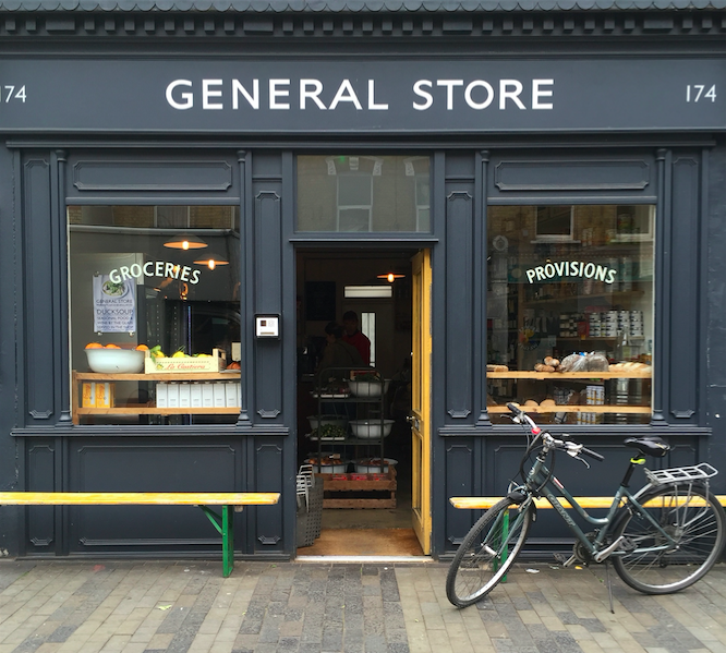 general Store, London 10 best Food Shops