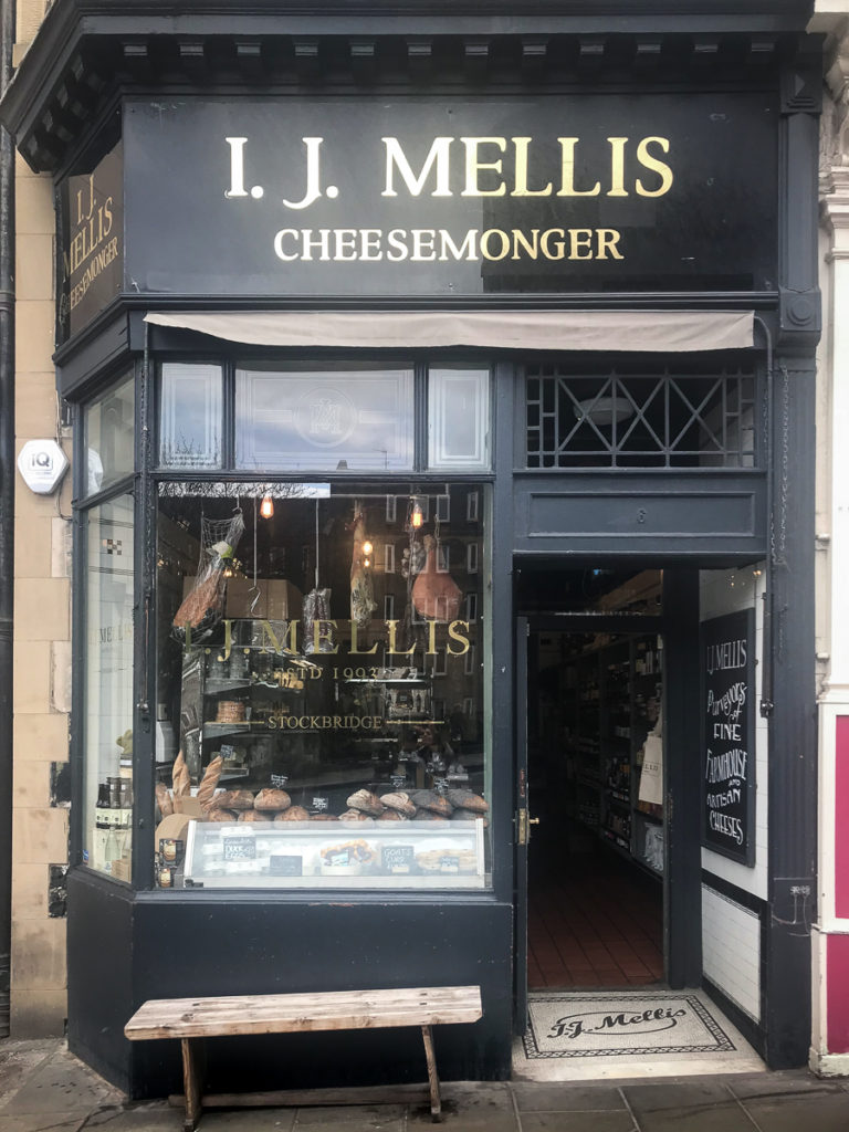 I J Mellis, 16 favorite edinburgh shops