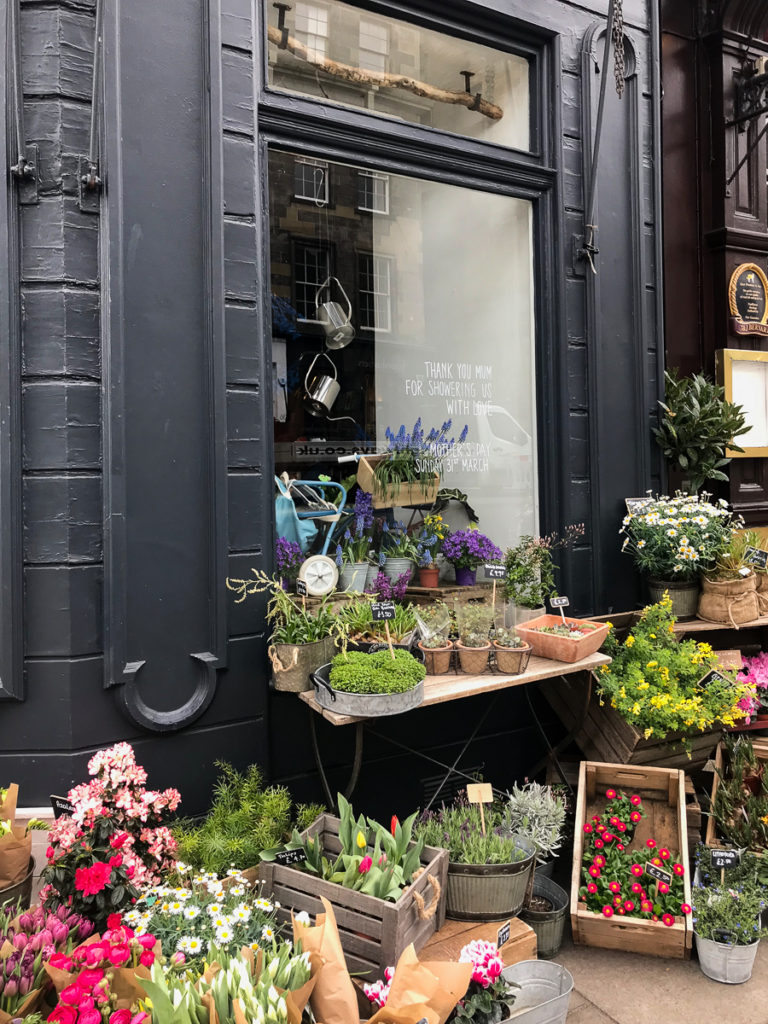 16 favorite Edinburgh shops