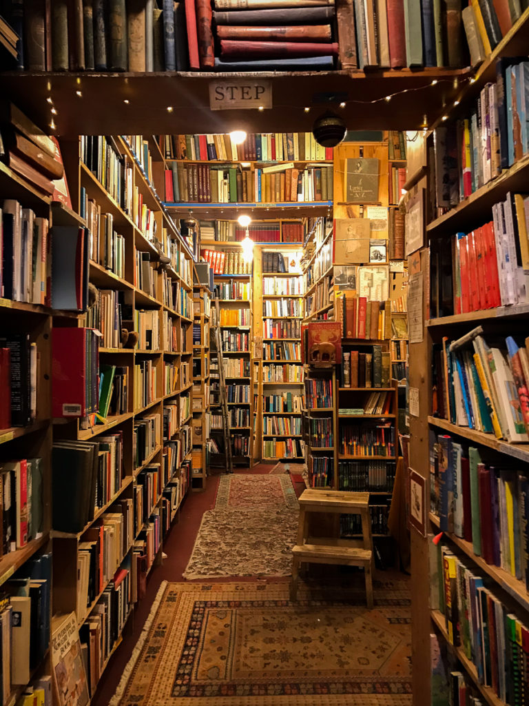 Armchair Books, 16 favorite Edinburgh shops