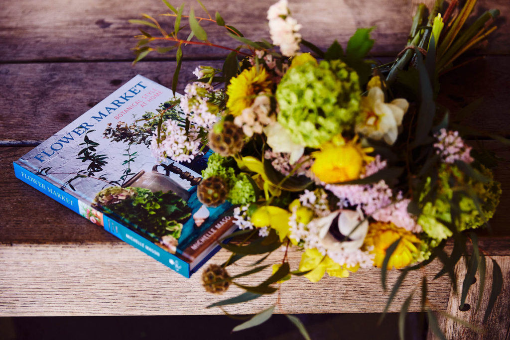 Flower Market: Botanical Style at Home by Mason & Painter
