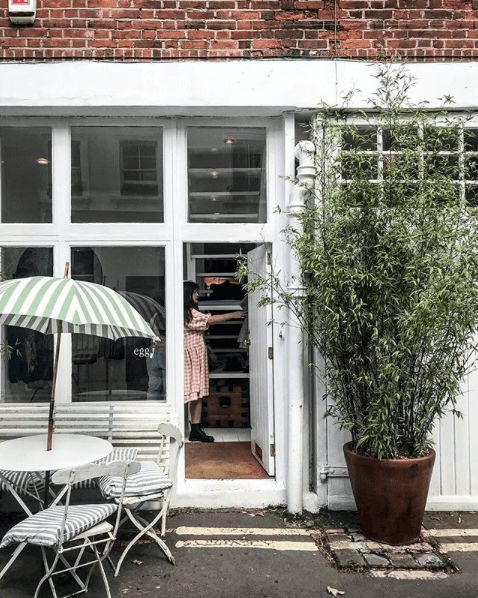 egg, Best London Shops 2019