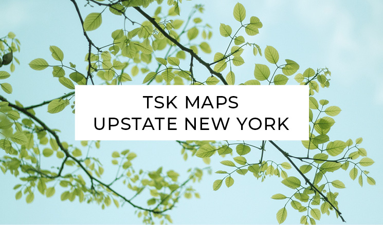 TSK Maps Upstate New York