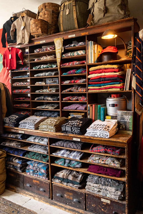 wooden sleepers, best NY shops 2019