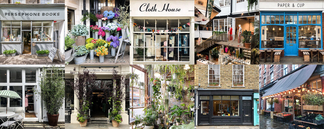best london shops 2019