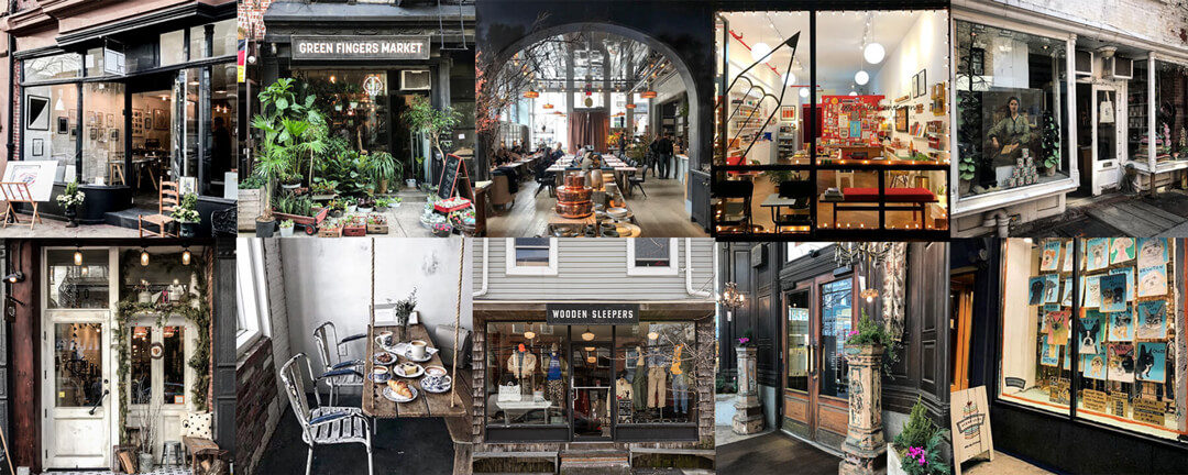New York best shops 2019