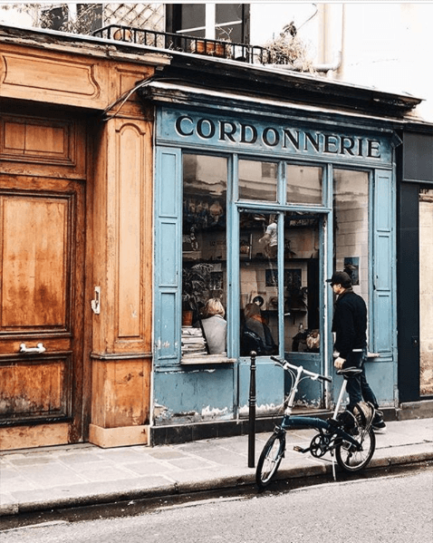 Boot Cafe, Best Paris Coffee Shops