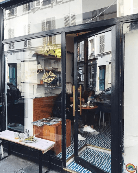 OB-LA-DI, Best Paris Coffee Shops