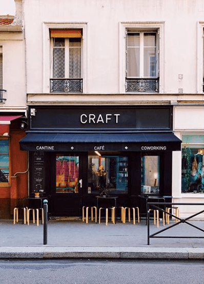 Craft, Best Paris Coffee Shops