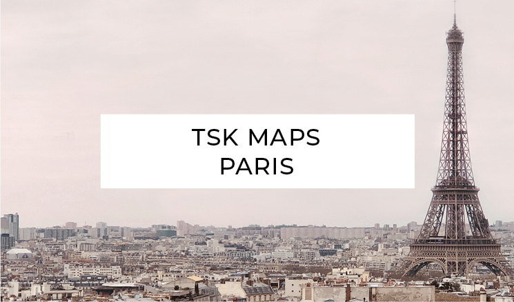 TSK Maps Paris