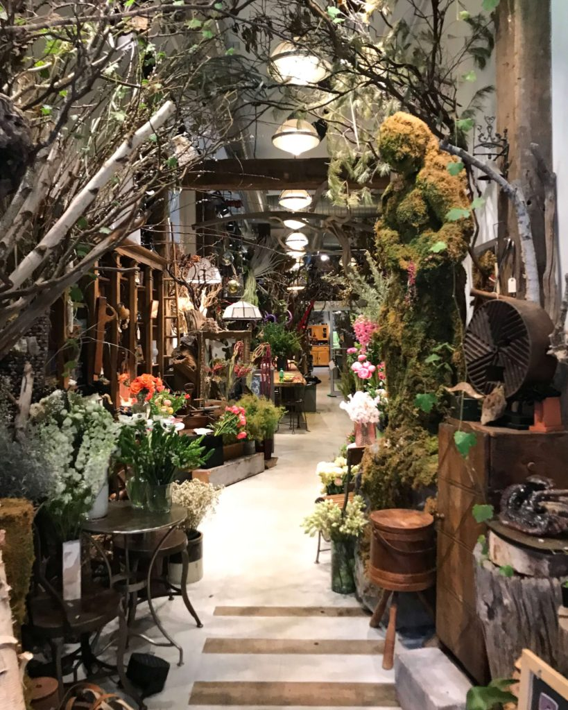 Fleurs bella, The Shopkeepers Best New York, Paris and London flower shops