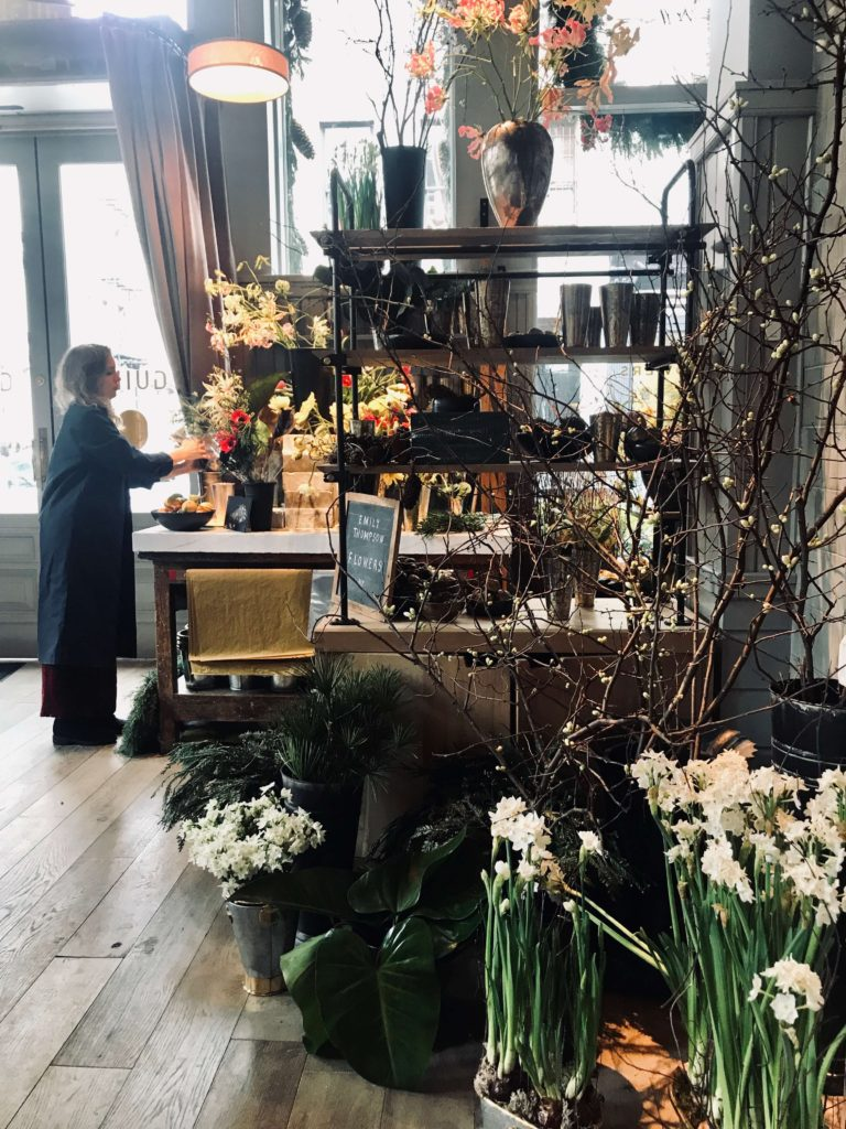 emily thompson flowers, The Shopkeepers Best New York, Paris and London flower shops