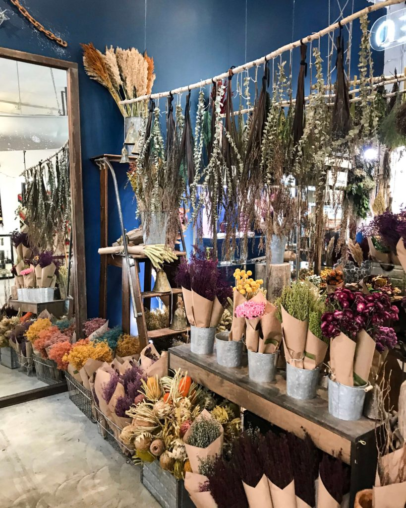 Love Adorned, The Shopkeepers Best New York, Paris and London flower shops