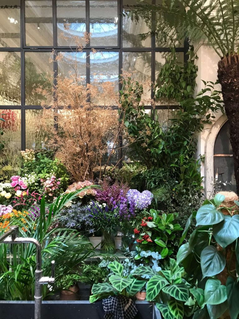 Petersham Nurseries, The Shopkeepers Best New York, Paris and London flower shops