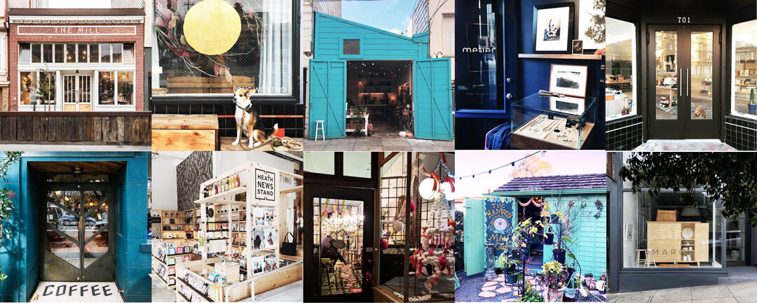 The Shopkeepers Best San Francisco Shops