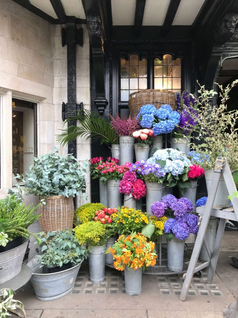 Wild at Heart, The Shopkeepers Best New York, Paris and London flower shops