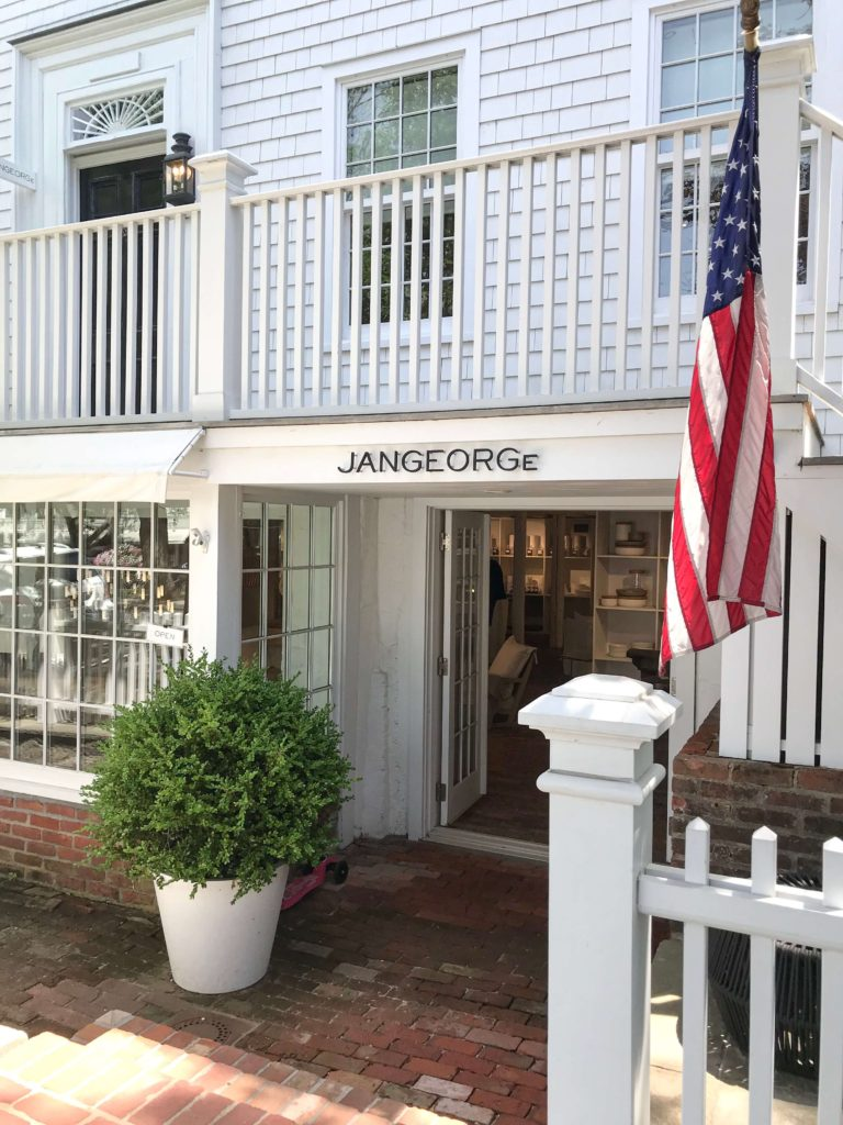 Jangeorge, Best Hamptons Shops