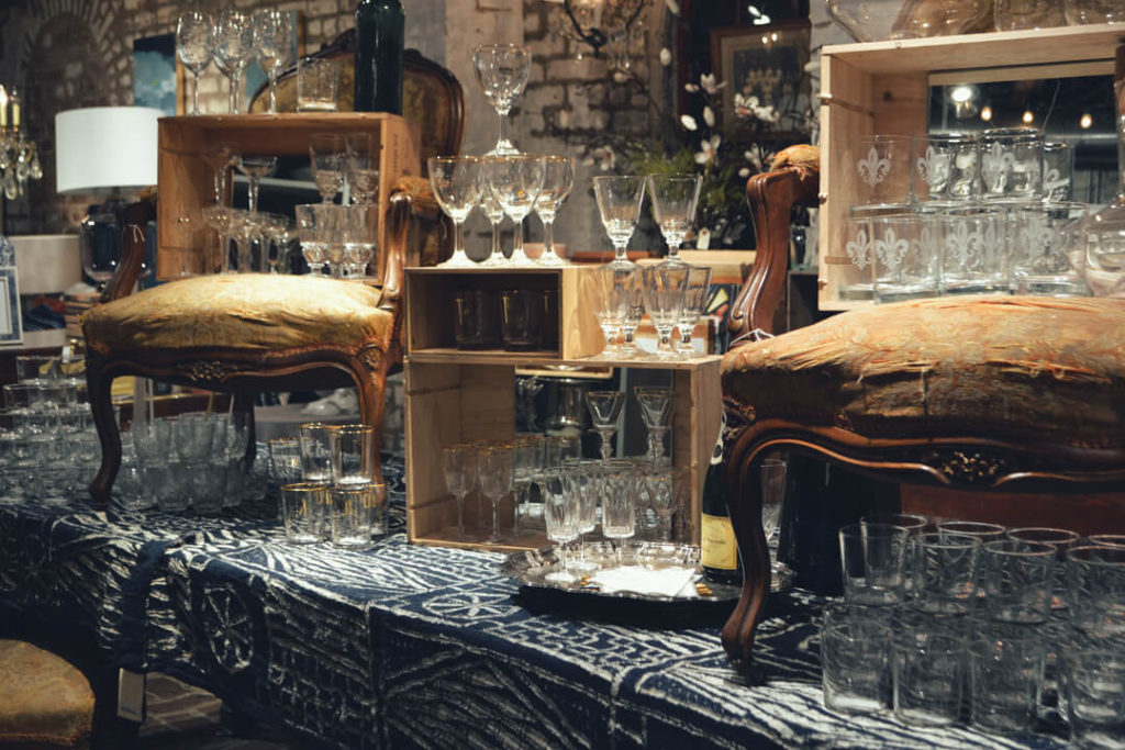 The Paris Market, vintage homewares