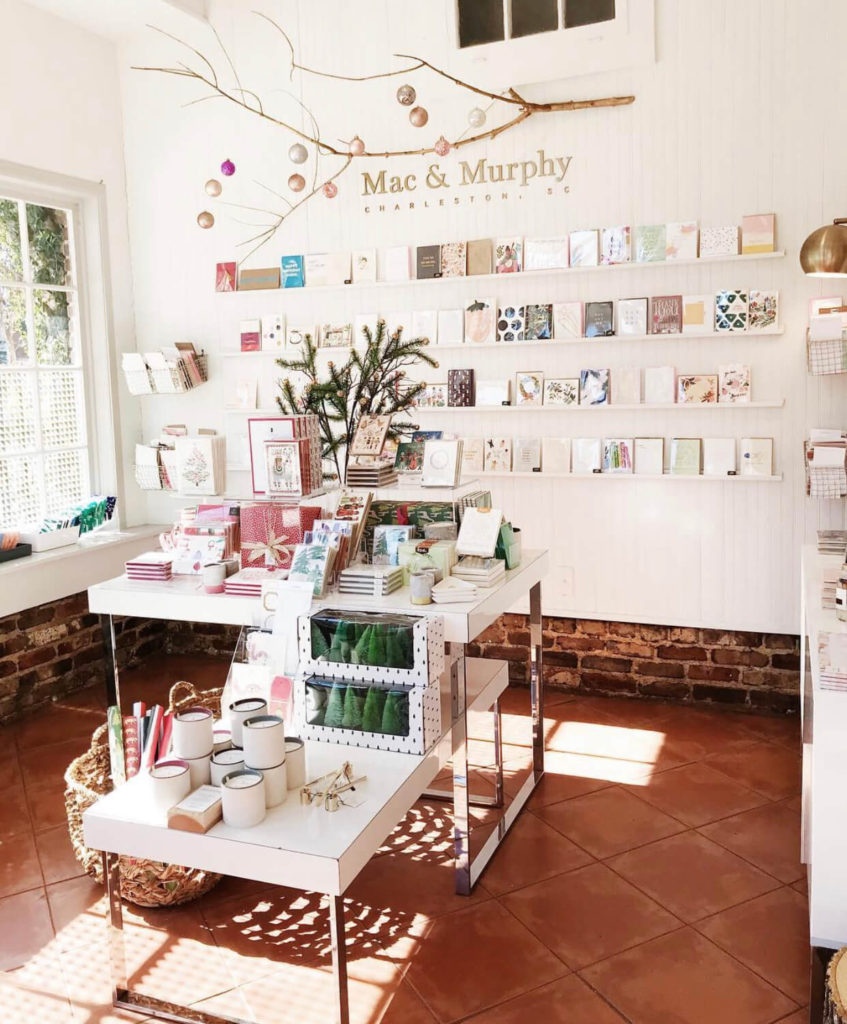 Mac & Murphy, Charleston Best Stationery Shops 2019