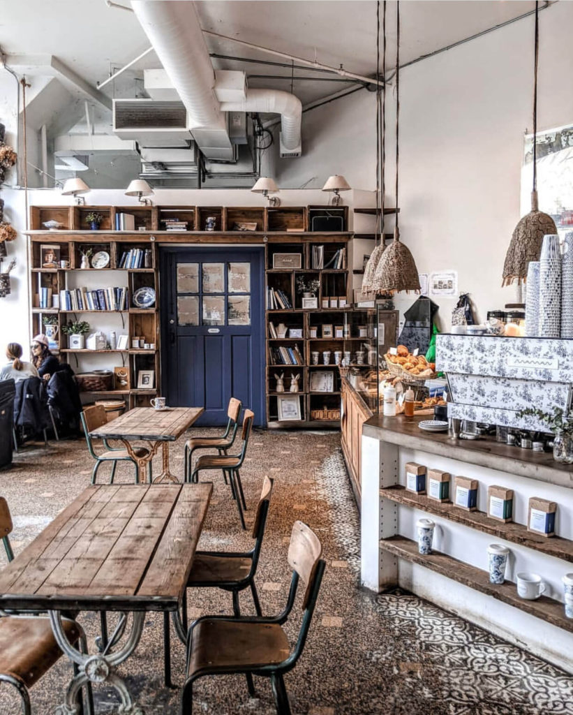 Maman, New York  2019 Best Coffee Shops