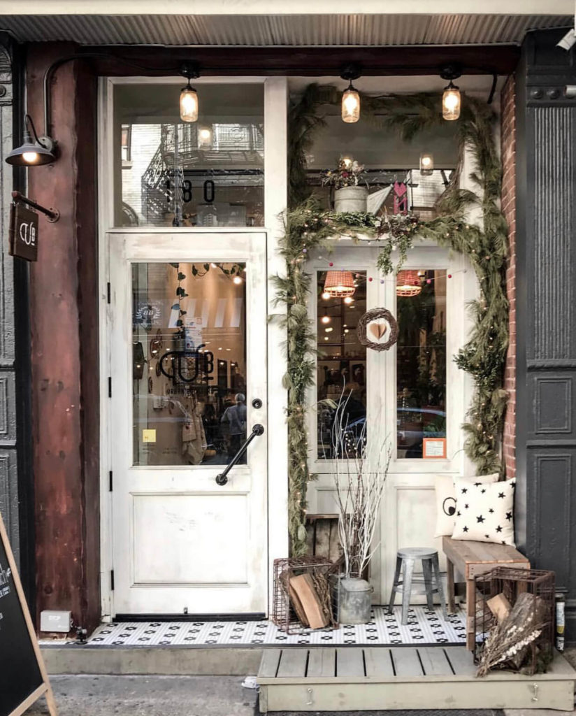 Urban Backyard, New York's Most Instagrammable Shops