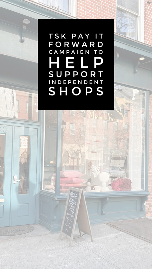 Save small shops