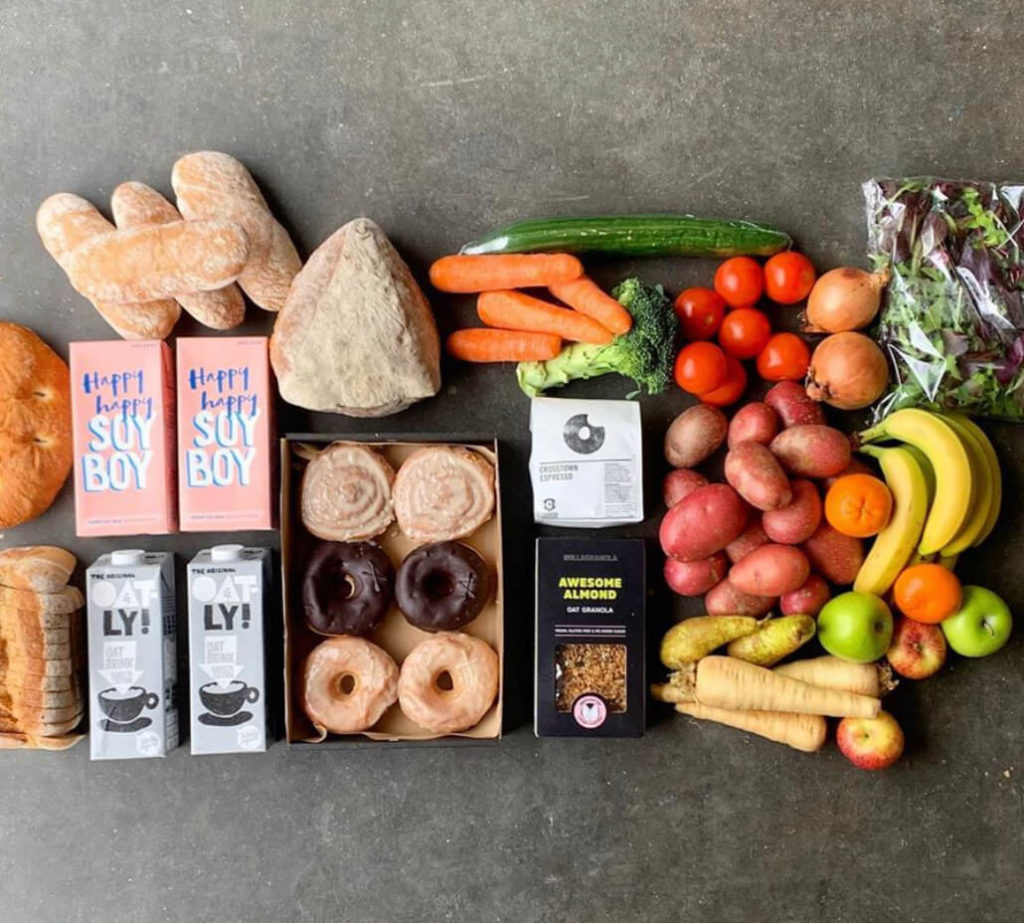 Local Heroes Crosstown Collective grocery delivery