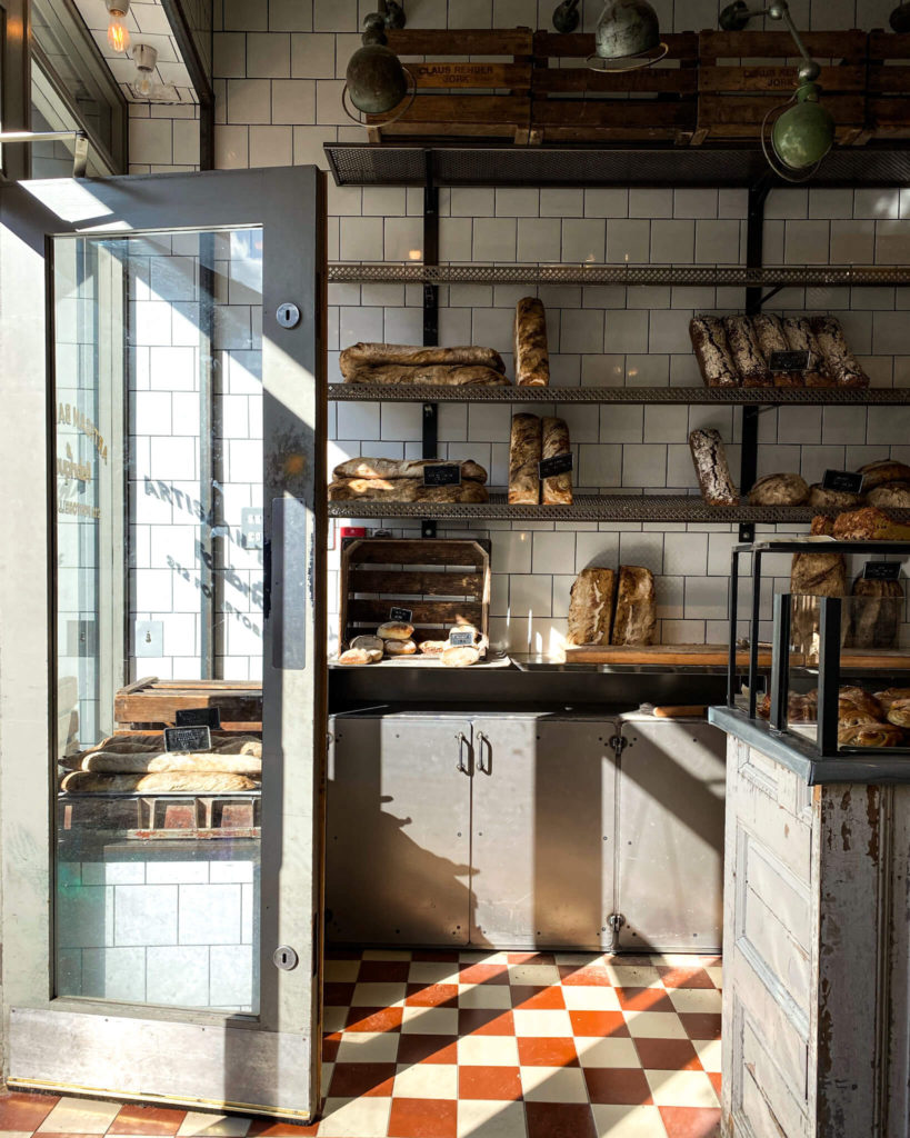 Fabrique bakery, Notting Hill