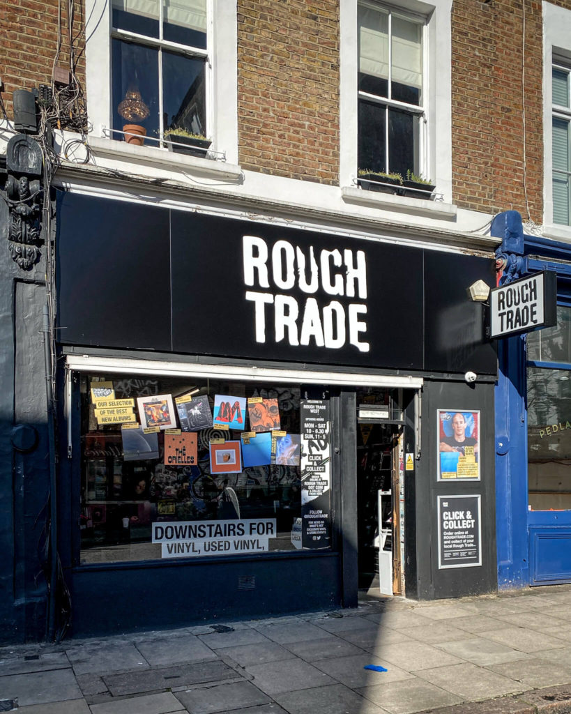 Rough Trade, record shop