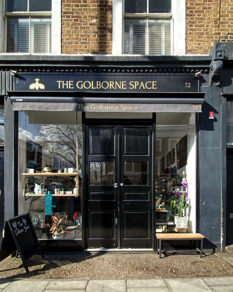The Golborne Space, Notting Hill
