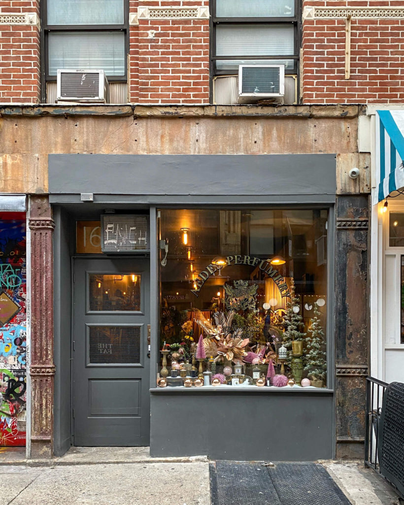 Aedes Perfumery, Lower East Side