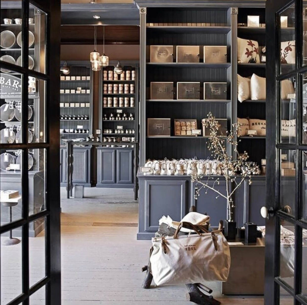 Beekman 1802, Best beauty and apothecary shops