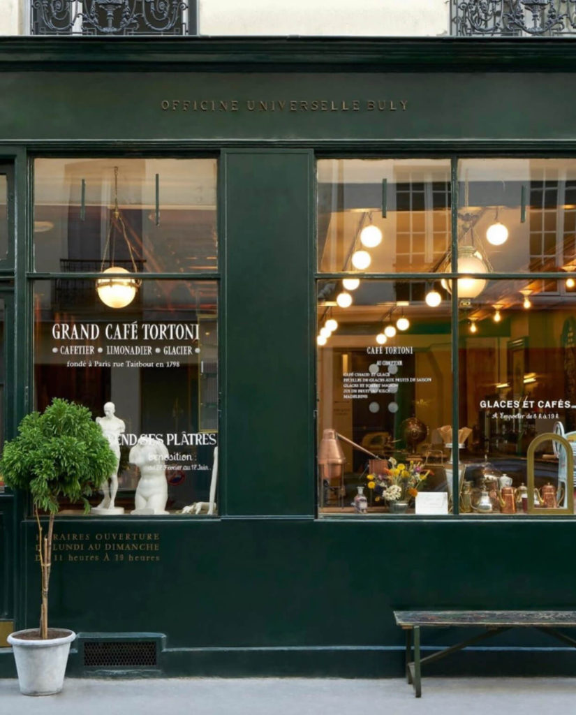Officine Universelle Buly, Best beauty and apothecary shops