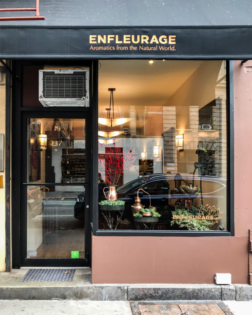 Enfleurage, NY Best beauty and apothecary shops