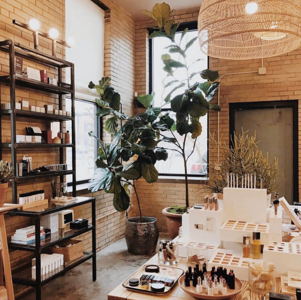 Salt & Water, Best beauty and apothecary shops