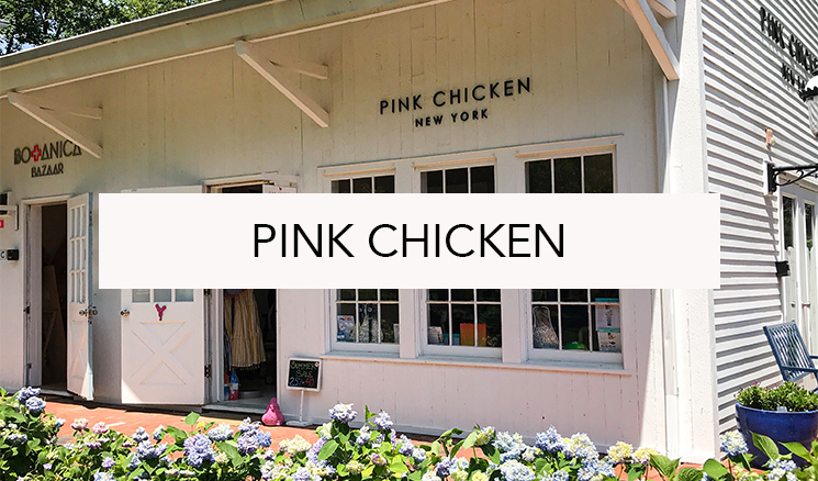 pink chicken children's shop