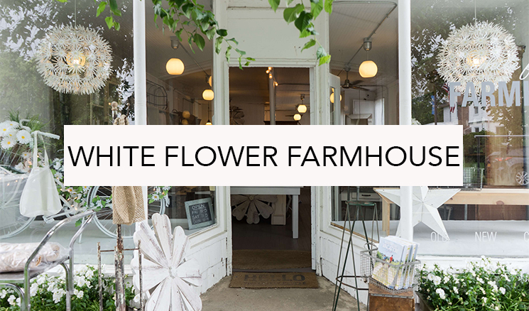 white flower farmhouse Southold Northfork
