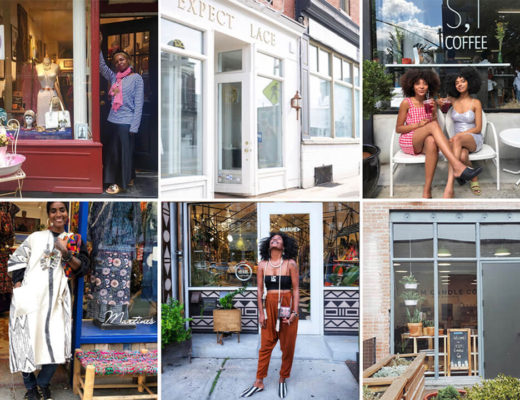 Black-owned shops we love