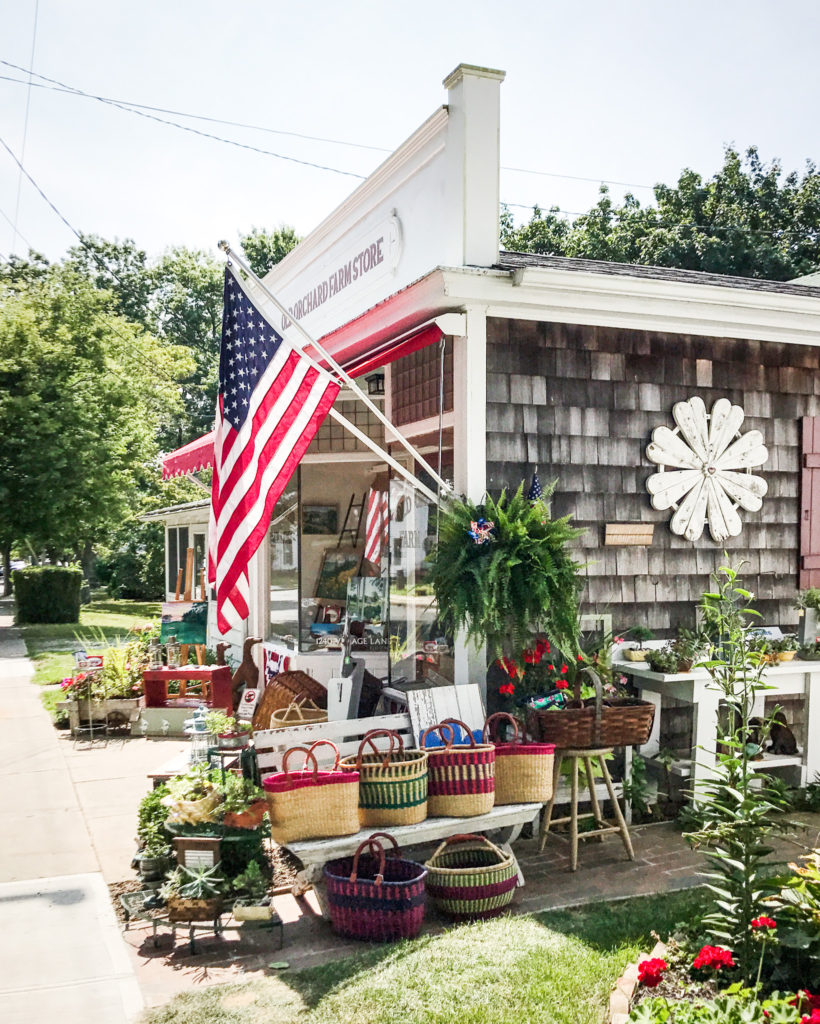old orchard farm store, best north fork shops